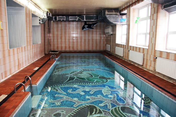 Вентиляция бассейна как залог оптимальных климатических условий
