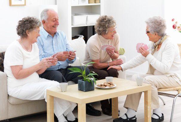 Дом интернат для престарелых в усинске