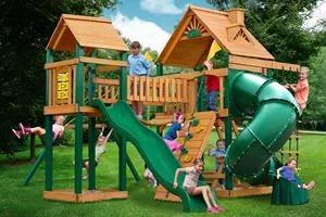 Площадки для детских игр