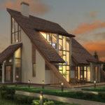 Строительство домов проекты и цены