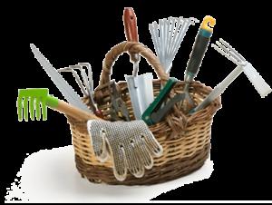 Виды садового инструмента