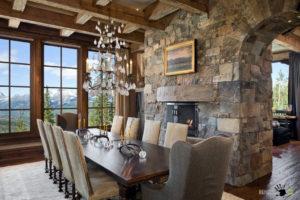 Стиль шале: очарование альпийских мотивов