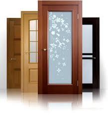 Принципы выбора межкомнатных дверей
