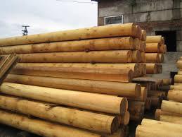Как выбрать бревна для строительства деревянного дома?