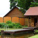 Получи займ на банковские реквизиты и начинай строить деревянный дом
