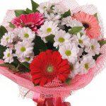 Заказ живых цветов в интернет-салоне флористики