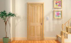 Зачем нужны в квартире двери межкомнатные?