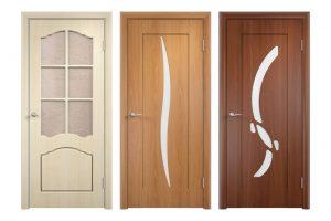 Что такое двери с покрытием ПВХ