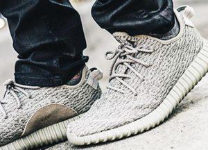Кроссовки Adidas Yeezy Boost: с чем носить